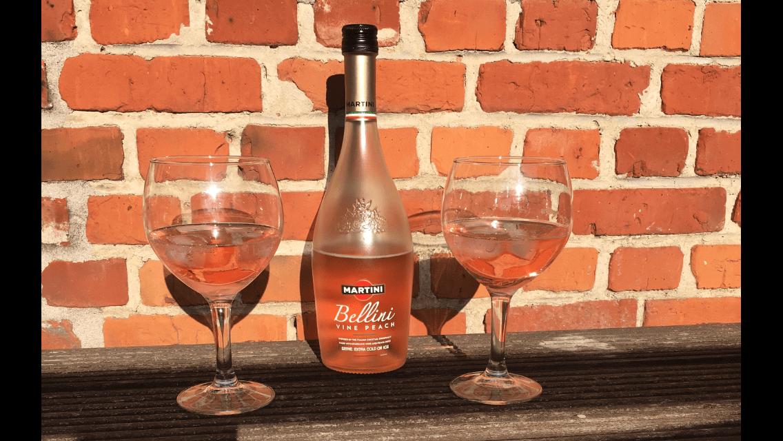 martini belllini vine peach